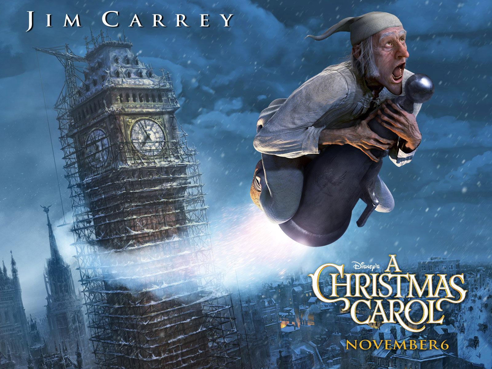 Christmas Carol (2009) | Watch movies online download free movies ...
