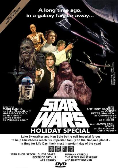 The Star Wars Christmas Special | Lucien Maverick's Blog