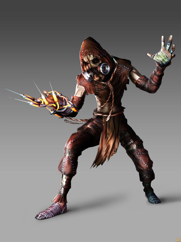 Scarecrow (Nolanverse) - Villains Wiki - Wikia |Scarecrow Villain