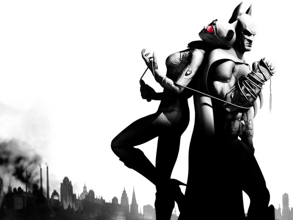 Why Batman Arkham City Is The Best Superhero Critique Ever Lucien