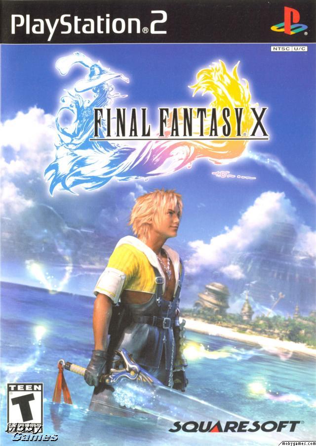 Final Fantasy X | Lucien Maverick's Den