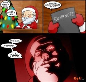 Awesome Santa!