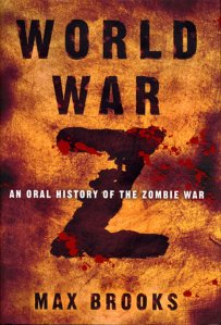 World War Z novel cover