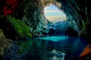 Mellisanni Cave, Greece