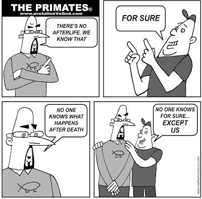 Ray Comfort Stupid Comic 2