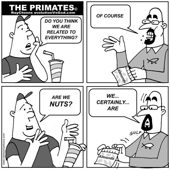 Ray Comfort Stupid Comic 3
