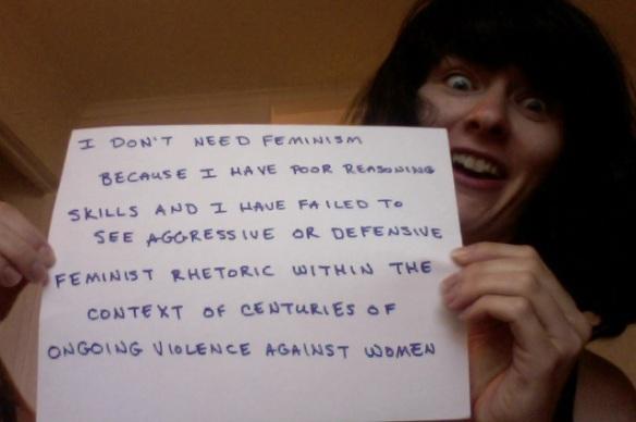 Feminist BS 2