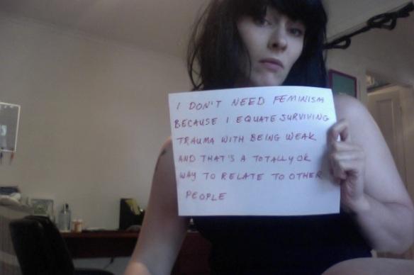 Feminist BS 7