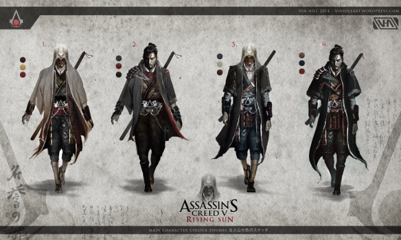 Assassin's Creed V Assassins