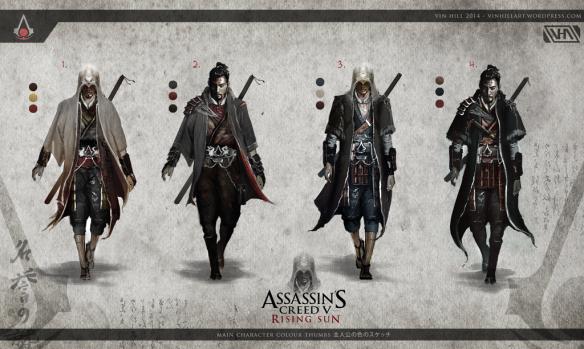 Assassin's Creed V Assassins
