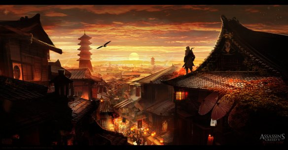 Assassin's Creed V Rising Sun