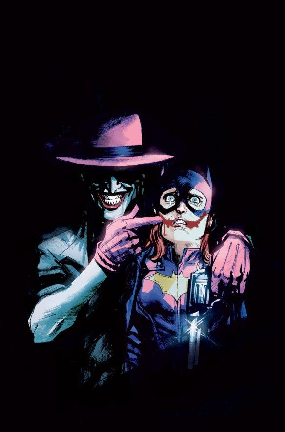 Batgirl #41 Cover