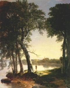 Early Morning at Cold Spring, Asher Brown Durand