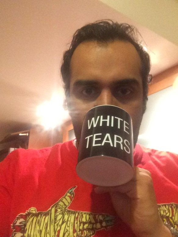 Manveer Heir White Tears